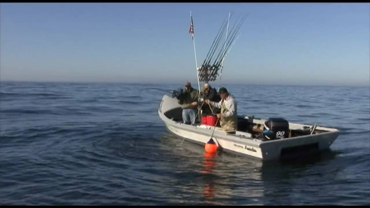Pacific city oregon halibut fishing fisherman pukes for Oregon out of state fishing license