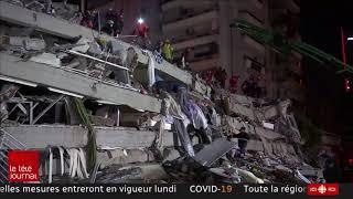 La Turquie et la Grèce sont secouées par un séisme