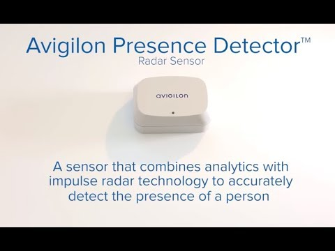 Avigilon Training | Connecting an APD Radar Sensor