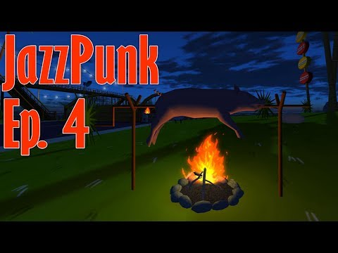 COOK THE PIG - Jazzpunk - #4
