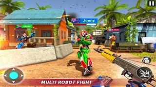 Counter Terrorist Robot Game: Robot Shooting Games - Android GamePlay - FPS Shooting Games Android