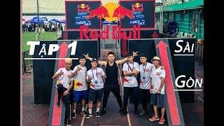 """[B2F] Hành trình Red Bull Viet Nam """"Húc Tung Thử Thách"""" Full Tập 1 Miền Nam 2019"""