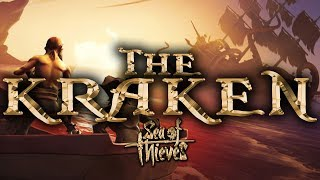 The Legends Are True | Sea Of Thieves ( The Kraken )