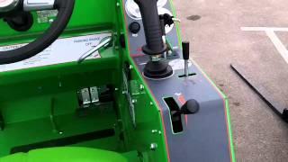 New machines for Winner Avant