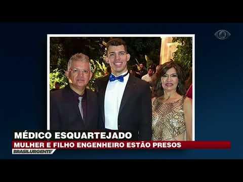 PE: Mulher e filho são presos por assassinato de pai