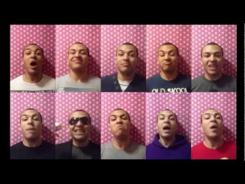 Soft Kitty Warm Kitty Acapella