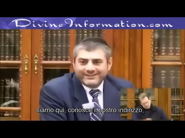 Dibattito Giudaismo e Cristianesimo (The debate with Italian subtitles)