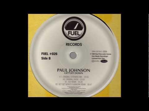 Paul Johnson - Get Get Down (Original Extended Mix)