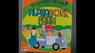 The Gigglebone Gang Alphabonk Farm (CD-ROM game only)