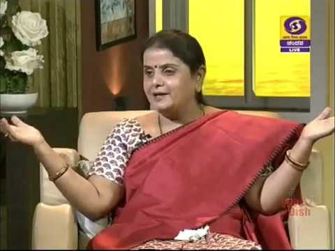 Writer,Critic Dr M S Ashadevi in Shubhodaya Karnataka | DD Chandana