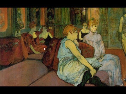 Delight or Despair at the Moulin de la Galette - Lecture 3 - Renoir and Toulouse-Lautrec