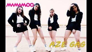 MAMAMOO (마마무) - AZE GAG (아재개그) cover by Ongaku no Girls