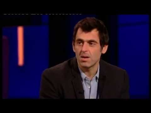 Ronnie O'Sullivan interview 2015