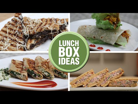 Lunch Box Ideas Back To School Easy To Make Lunch Box