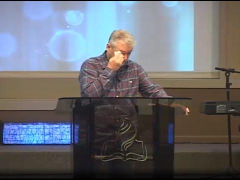 Personal Testimony 11-16-14 Greg White