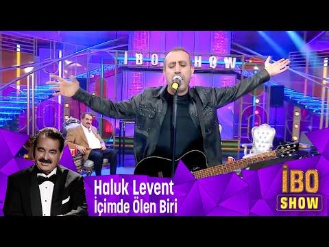 Haluk Levent, Ahmet Kaya'nın ''İçimde Ölen Biri'' isimli şarkısını seslendiriyor