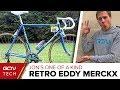 Jon's Retro Pro Road Bike | Eddy Merckx Corsa Extra