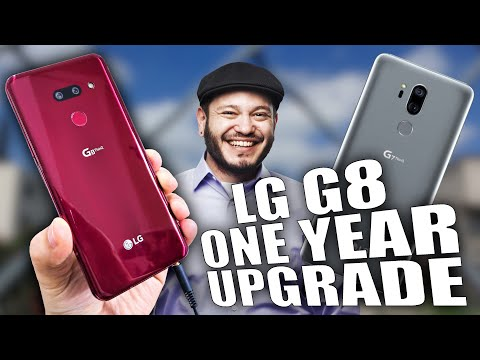 LG G8 vs G7: Worthy of a One Year Upgrade?