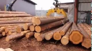 Производство строганной доски Альянс лес в СПБ(, 2016-12-16T14:56:02.000Z)