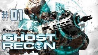 Vamos Jogar Ghost Recon Future Soldier detonado [primeira missão: o guardião ágil] - parte 1