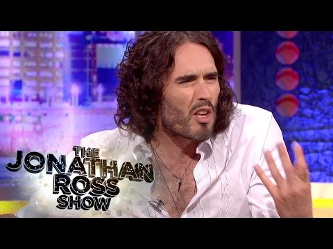 When Russell Brand Met Donald Trump - The Jonathan Ross Show
