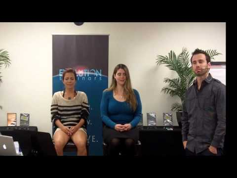 Cool NLP rapport building exercise from our NLP training in Orange County with Matt Brauning