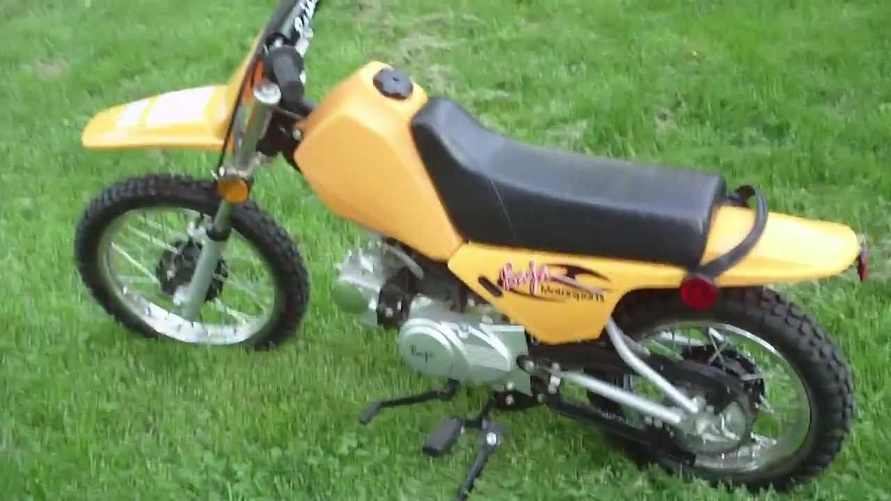 2008 Baja 50 Dirt Runner Dirt Bike For Sale Sold Youtube