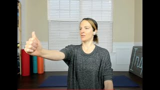 Eye Exercise Morning Yoga To Start Your Day - May 1st