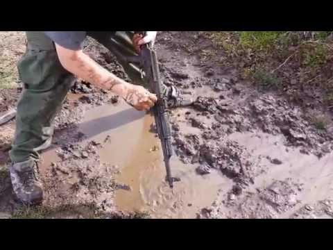 AR Vs AK Mud Test