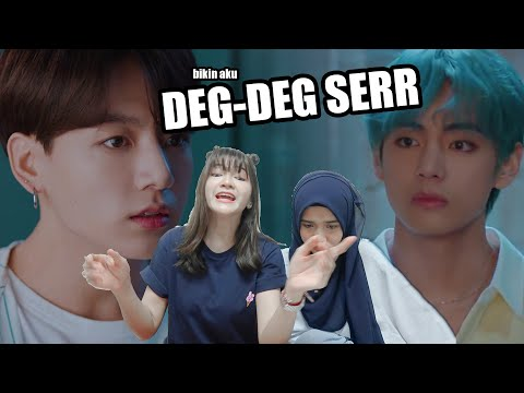 BTS - Lights MV Reaction || Teori Apalagi Ini??!!! 🤦🏻‍♀️