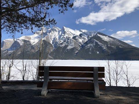 #91-2. Поездка на озеро Lake Minnewanka. Альберта. Канада глазами украинца.