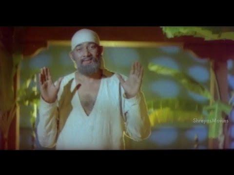 Bhagavan Saibaba Kannada Full HD Movie - Shashikumar, Sudharani