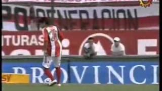Gol de Augusto Fernandez a Velez (4-0)