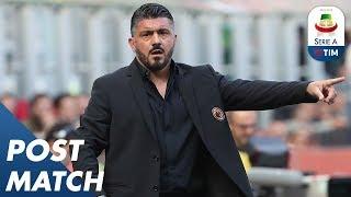 Inter Milan 1-0 AC Milan   Post Match Press Conference   Serie A