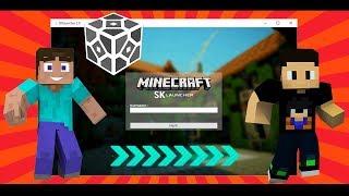 Launcher Minecraft Com Skin - Skin para minecraft launcher yofenix