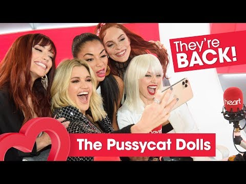 The Pussycat Dolls Announce Their Reunion And Tour! 🎤  Interview   Heart