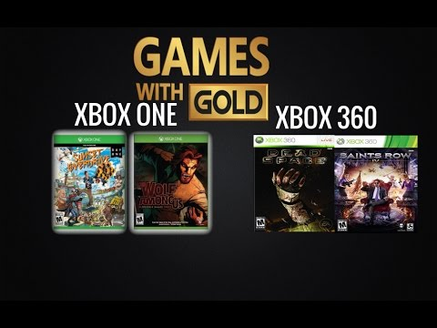 Free Games With Gold Xbox One Xbox 360 April 2016 Youtube