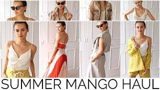 SUMMER MANGO HAUL | Niomi Smart