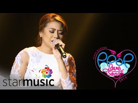 Morissette  Akin Ka Na Lang Himig Handog PPop Love Songs 2014 Finals Night