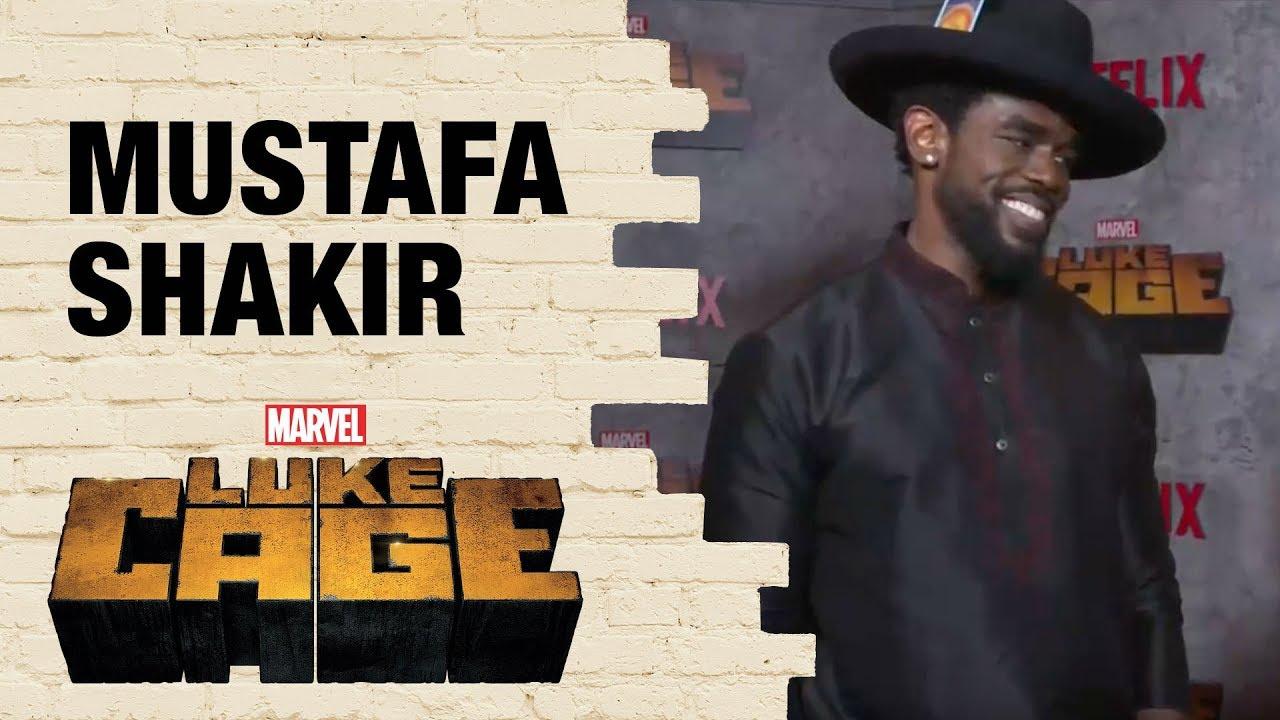 Marvel's Luke Cage New Villain Mustafa Shakir Talks About Becoming Bushmaster
