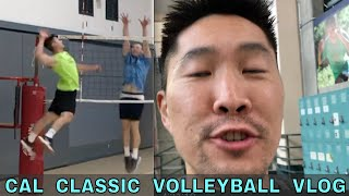 Cal Classic Vlog - Volleyball Tournament (11/10/18)