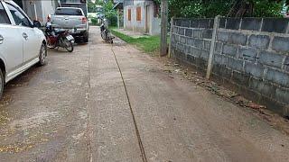 ได้ผลจริงหรือ?...วิธีขจัดสนิมออกจากลูกแห ด้วยการลากถูกับพื้นถนนลูกรัง