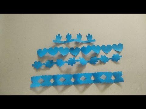 วิธีตัดขอบบอร์ด (Paper cutting)
