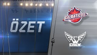 Galakticos ( GAL ) vs Oyunfor.CREW ( CRW ) 1. Maç  Özeti   2017 Yaz Mevsimi 3. Hafta
