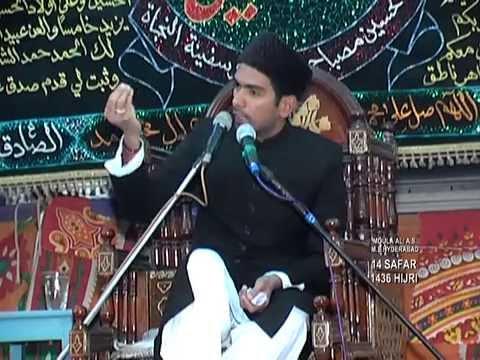 Syed Hyder Raza Razvi (Qalb - Majlis 4)