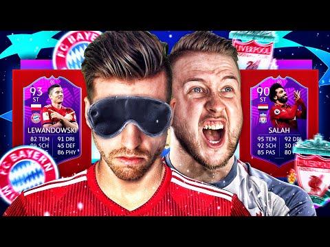 Wer darf Liverpool VS Bayern NICHT schauen .. Champions League BLIND DRAFT !! FIFA 19