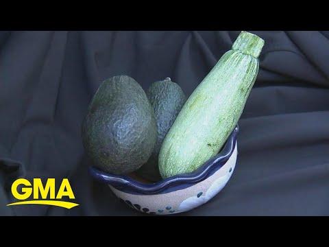 Some Restaurants Turn To Squash To Make Guacamole L GMA