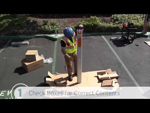 ChargePoint CT4000 Installation Video