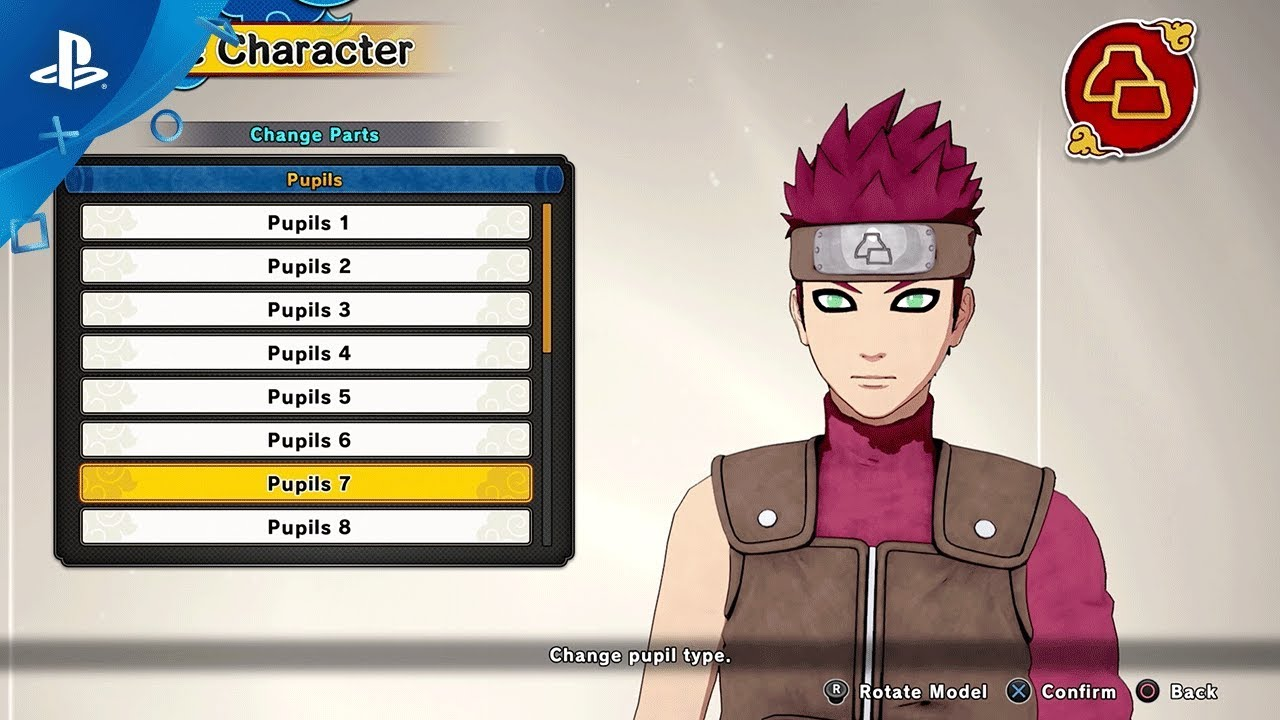 Naruto to Boruto: Shinobi Striker - Avatar Customization Trailer | PS4