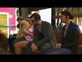 Grand Theft Auto V - PS4® - Michael's Family in Therapy Sessions